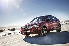 新型「BMW X4」M Sportパッケージ