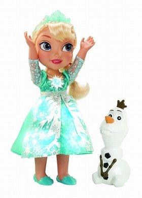 「アナと雪の女王きらきらミュージカルエルサ」