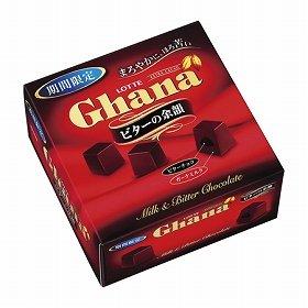 画像は「ガーナ ビターの余韻」