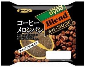 画像は「コーヒーメロンパン」