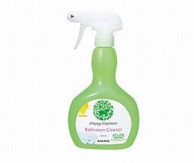 見た目もかわいいグリーンのボトル