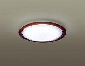 質感の高いデザインで幅広いインテリアと調和(写真は、「LEDシーリングライト 調光・調色タイプ」)