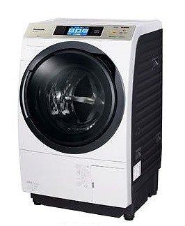 あきらめていた黄ばみ汚れまですっきり落とす!(写真は、ドラム式洗濯乾燥機「NA‐VX9500L」)