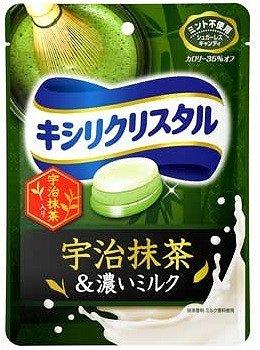 キシリクリスタル 宇治抹茶&濃いミルク