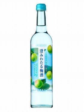 サントリー 人気沸騰の「澄みわたる梅酒」の販売を再開