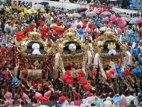 戦前から播磨を代表する祭りとして知られている