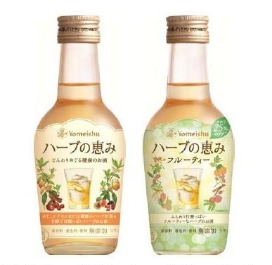 養命酒「ハーブの恵み フルーティー」 「養命酒」製法技術応用し豊かな風味