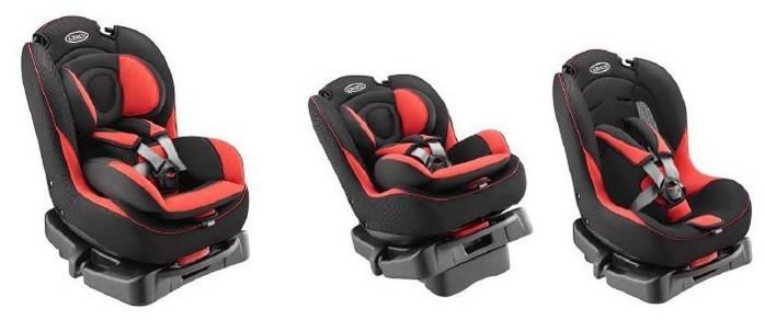 アップリカ「GRACO」から新生児を快適にサポートするチャイルドシート「G-FLOW」発売
