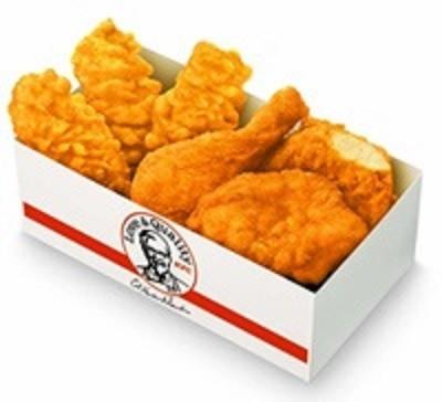 「国内産チキンパック」3種発売 KFC創業45周年を記念