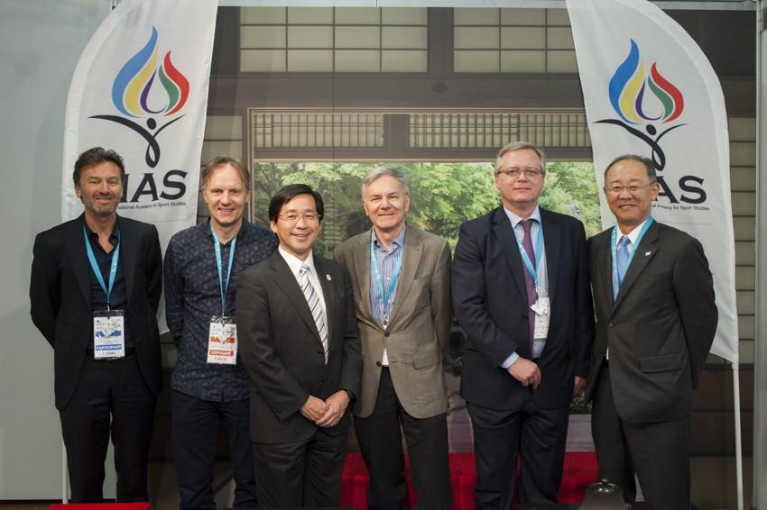 筑波大「つくば国際スポーツアカデミー」が国際会議で2020年五輪に向けた事業推進アピール