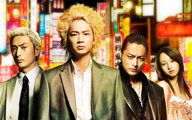 映画「新宿スワン」歌舞伎町のスカウトマンらの抗争やロマン描く