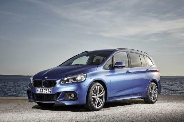 BMW初の7人乗りMPV 6月6日発売