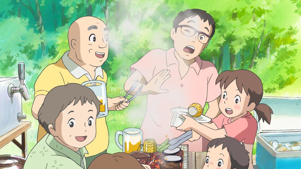 JR西日本、ジブリ作品制作陣によるアニメCMで「SUMMER TRAIN」キャンペーン
