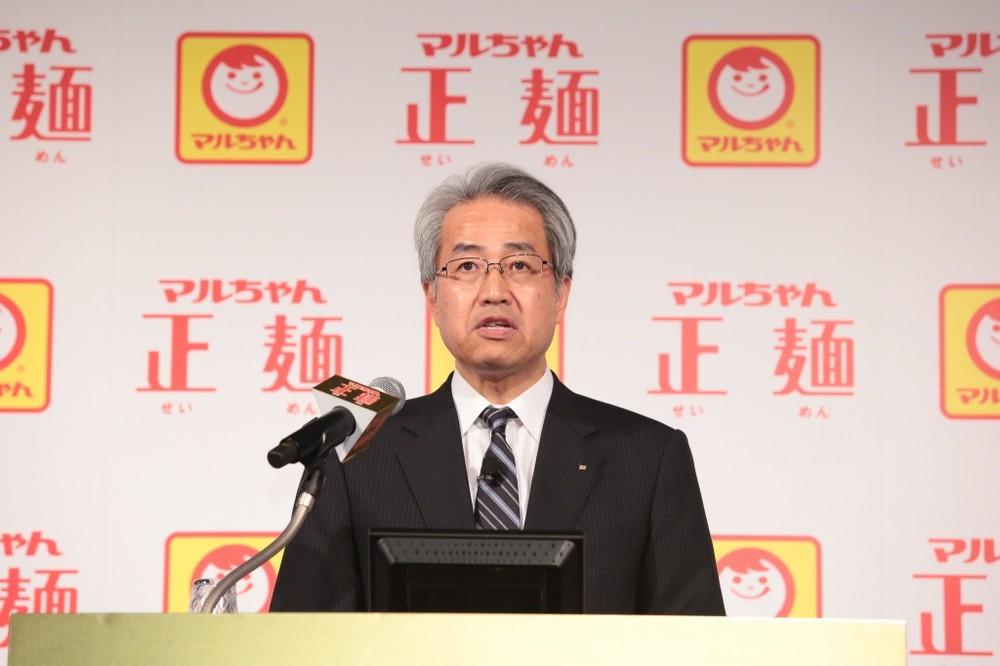 常務取締役の沖斉氏