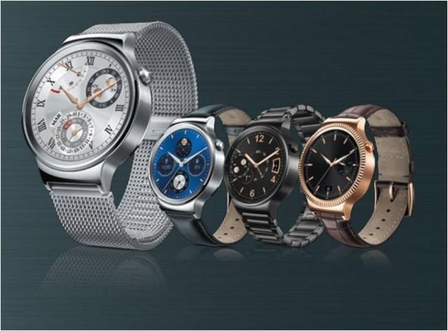 スマートウオッチ「Huawei Watch W1シリーズ」4機種 OS「Android Wear」&有機ELディスプレイ