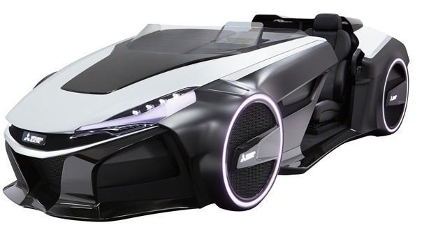 三菱電機が次世代の運転支援技術を搭載したコンセプトカー開発