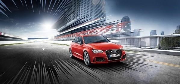 アウディジャパン、本格スポーツモデルの新型「Audi RS 3 Sportback」発売