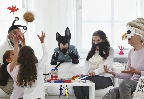 おもちゃにパズル、ハロウィン変装お助けアイテムも...イケア「ラッチョコレクション」