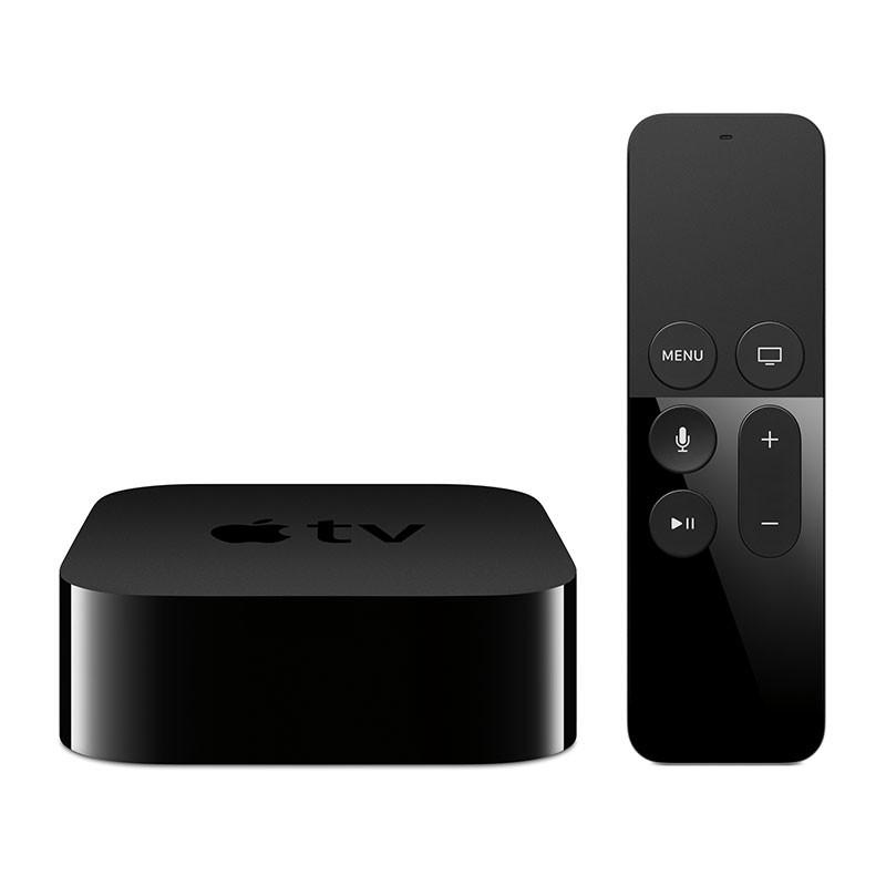 Siri対応のApple TV第4世代モデル 液晶テレビなどとHDMI接続