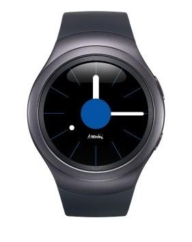 サムスンから円形ディスプレイ搭載、腕時計型ウェアラブル端末「Gear S2」「Gear S2 classic」