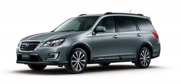 シックでオシャレな空間を提供するスバル特別仕様車「CROSSOVER 7 Modern Style」発売