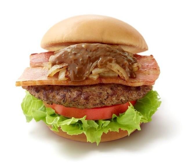 モスの新バーガー 「傑作ベーコン」が色んな意味で「傑作」!?【レビューウォッチ】