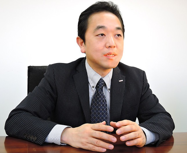 NTTドコモネットワーク部技術企画部門担当部長の平松孝朗さん