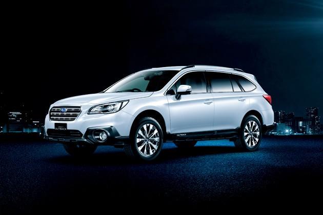 特別仕様車「レガシィ アウトバック Limited Smart Edition」上質なインテリアとスポーティさの融合