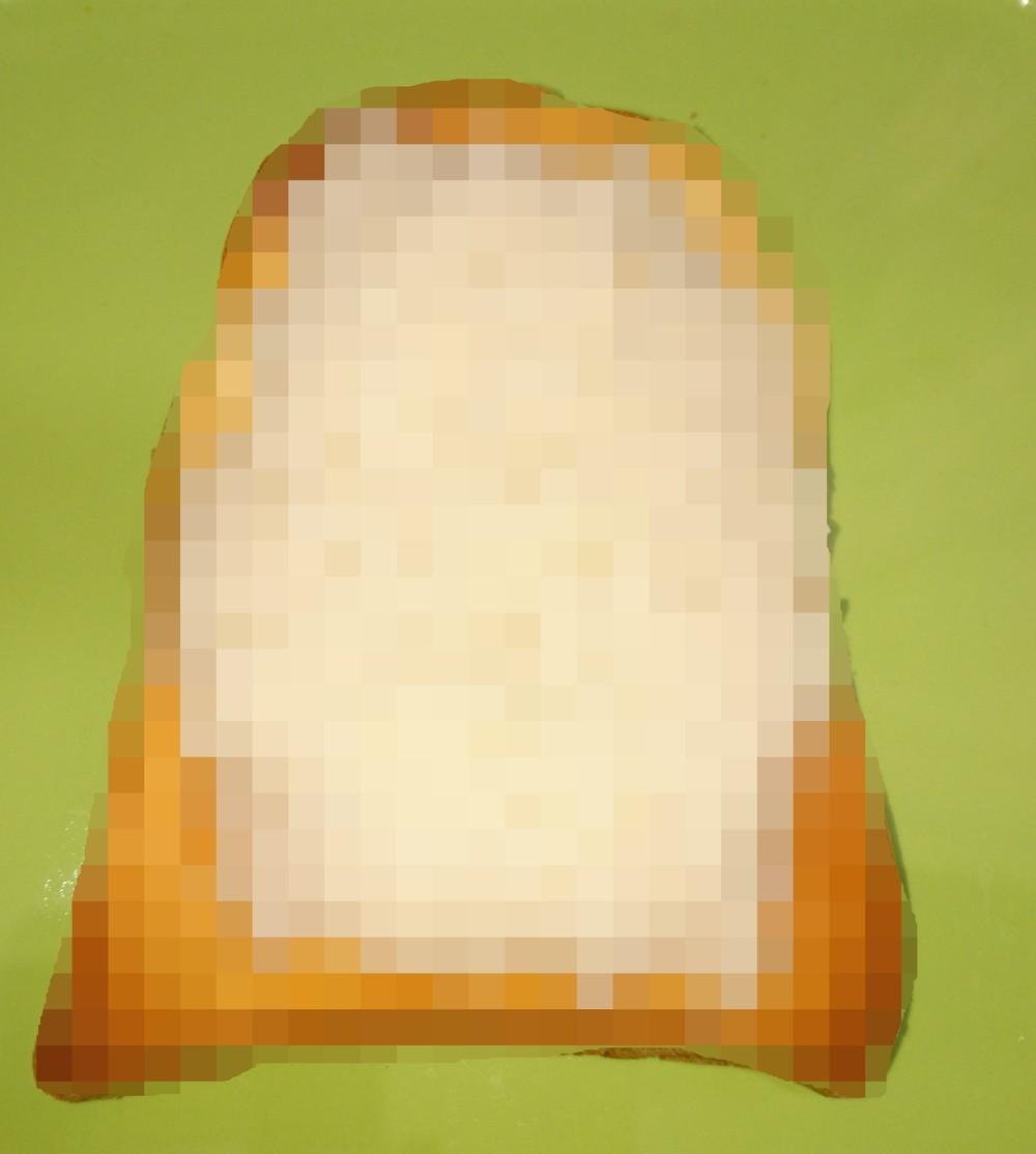 白米トーストの全貌は...?