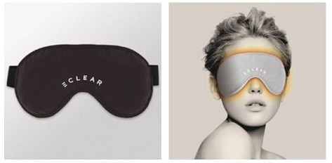エレコムから目元のコリや疲れをほぐす温熱治療用「エクリア アイマスク」発売