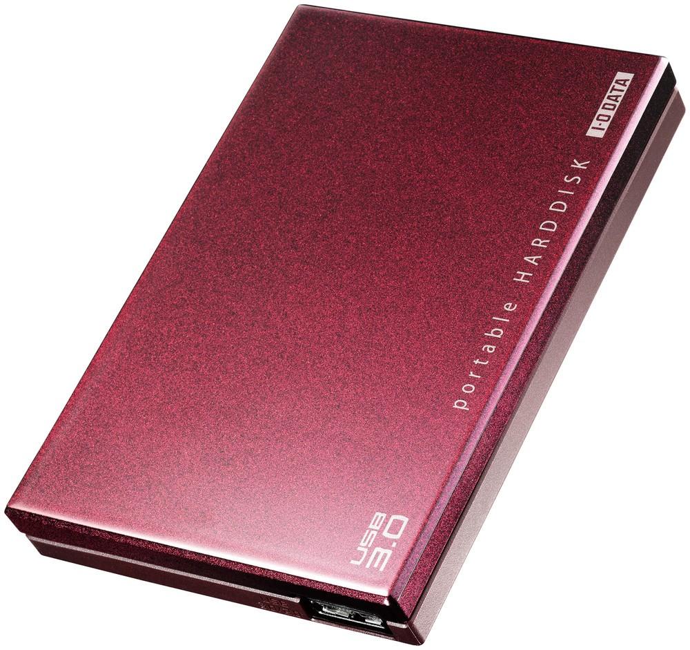 ポータブルHDD「超高速カクうす」シリーズの大容量2TB/3TBモデル アイ・オー・データ