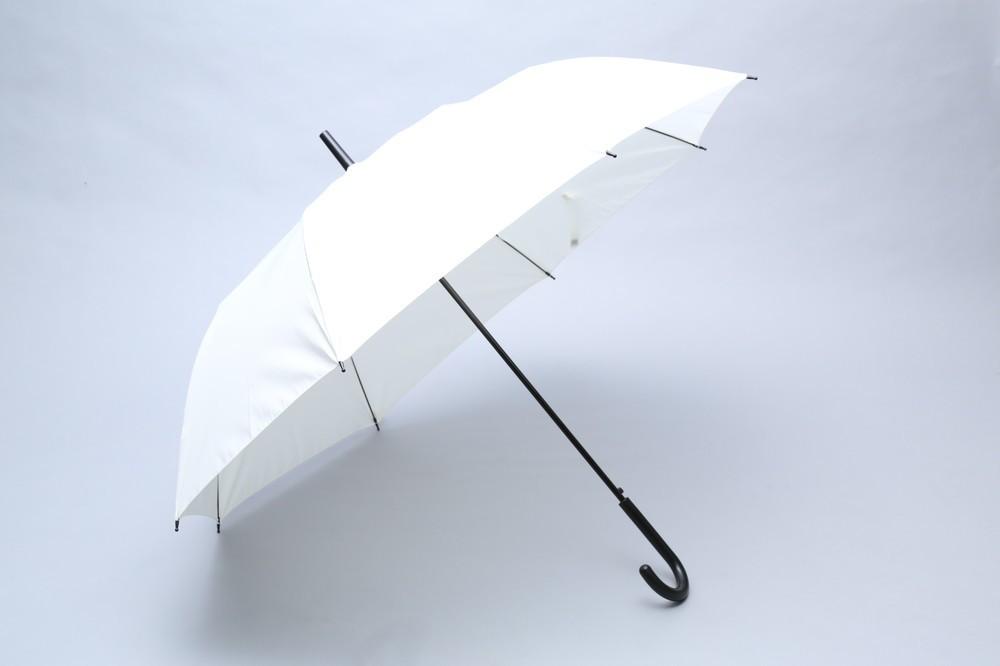 傘「そうだ、いっそ折れちゃおう」 風圧でひっくり返っても壊れない傘「ポッキー」登場