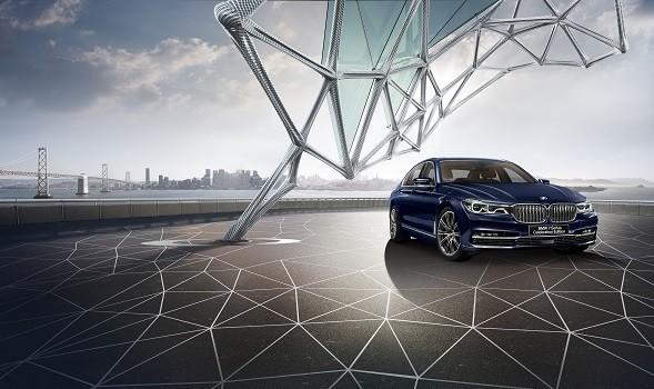 BMW創立100周年記念、特別限定車第5弾「750Li Celebration Edition