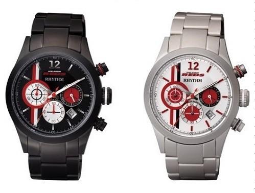 浦和レッズJ1優勝祈念オフィシャルウオッチ さいたま市のリズム時計工業から