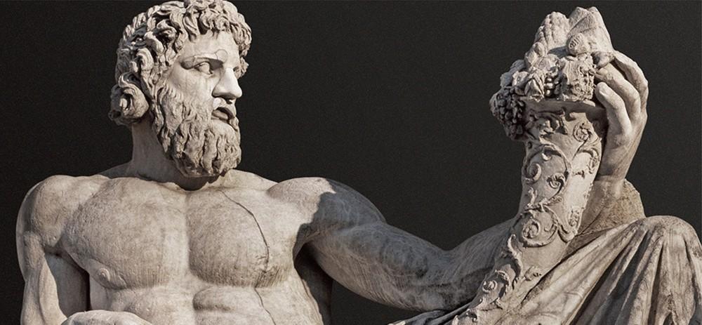 古代ギリシャの哲学者っぽい響きだが...