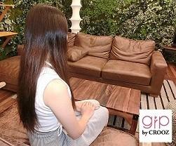 真っ最中のギャルA(27)さんにインタビューを決行