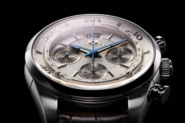日本の先端技術とスイス伝統の時計技術を融合させたモデル