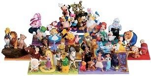 「ディズニーキャラクター」のデフォルメフィギュア登場、なんと8カ月連続で全8シリーズ