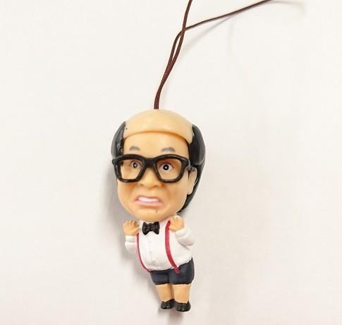 斎藤さんのヘアになるヅラもついている