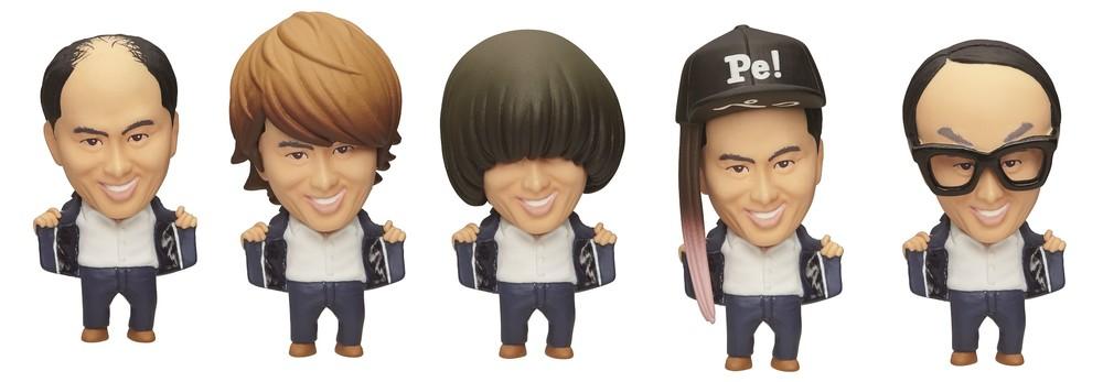 斎藤さんの「ハゲなかったらやってみたかった夢のヘア」が集う