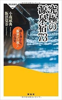 『究極の源泉宿73――誰も書かない