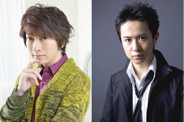 ゴッホ役の小野大輔さん(左)とゴーギャン役の杉田智和さん