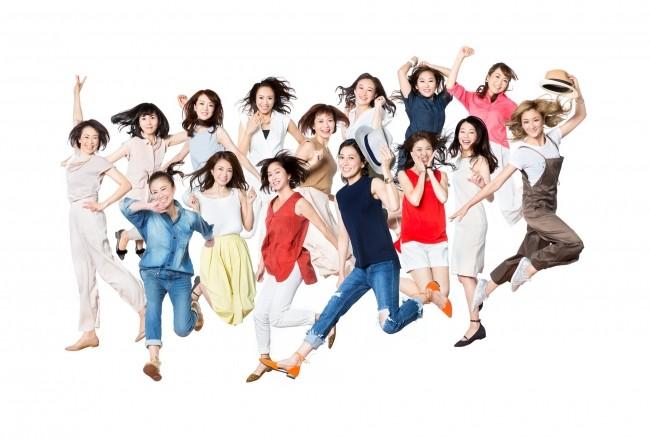 「国民的美魔女コンテスト」、六本木ヒルズにて開催