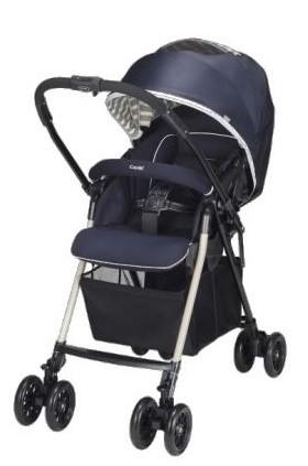 赤ちゃんといっしょに買い物しやすい、ママ待望のハイシートベビーカー!