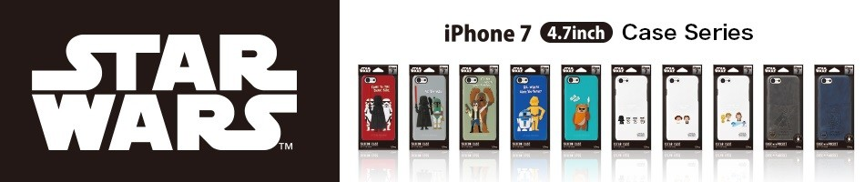『STAR WARS』iPhone 7用ケースが新発売