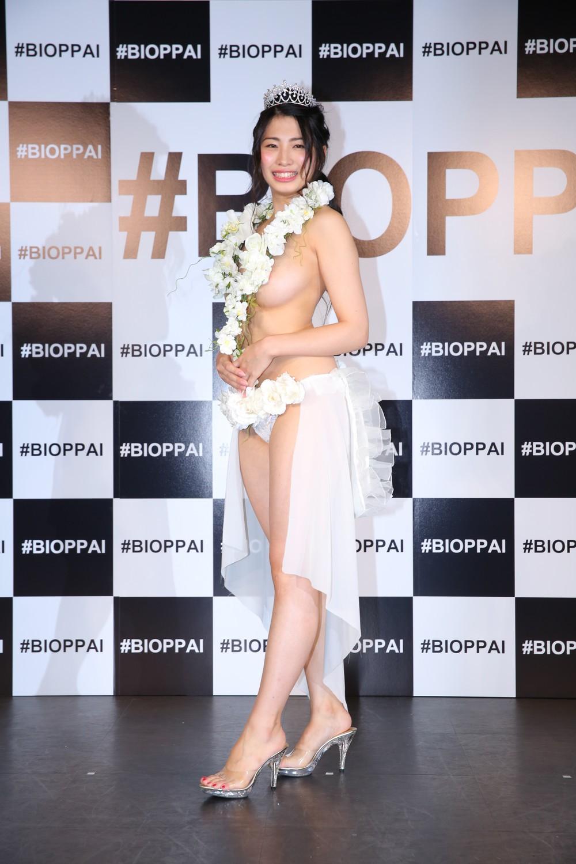 グランプリの中岡龍子さん
