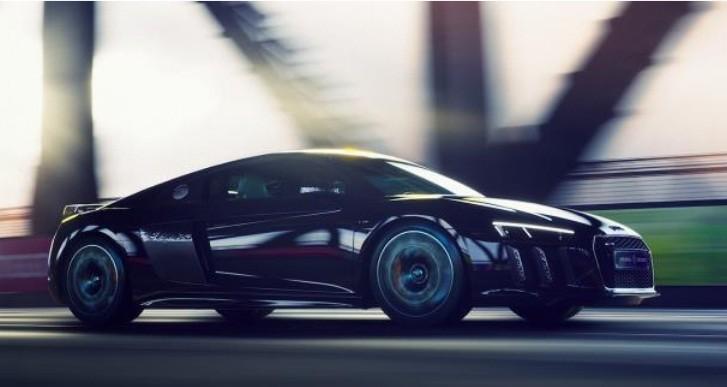 アウディ×スクエニのコラボで誕生したFF仕様モデル「The Audi R8 Star of Lucis」限定1台を抽選販売