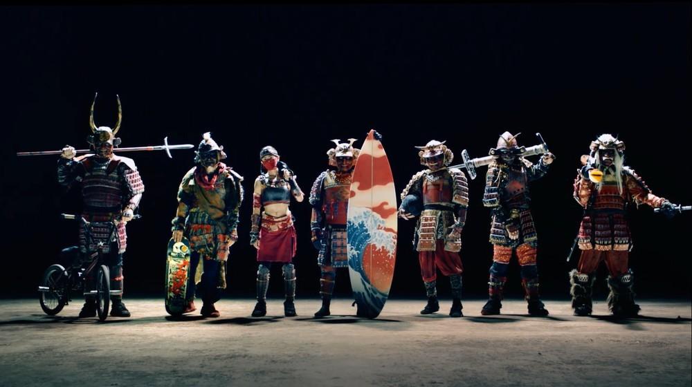 7人の「SAMURAI」