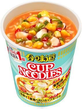 香港のカップヌードルを日本でも ピリ辛シーフードで間違いないウマさ「香辣海鮮味」【レビューウォッチ】
