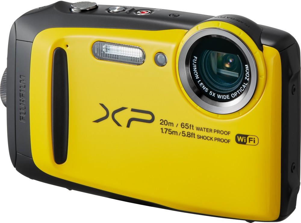 富士フイルム「FinePix XP120」4つの堅牢性能